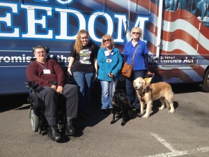 Our Staff at the APRIL 2014 Conference in Albuquerque, NM