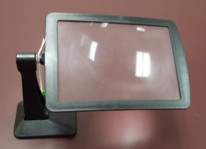Magnifying Screen