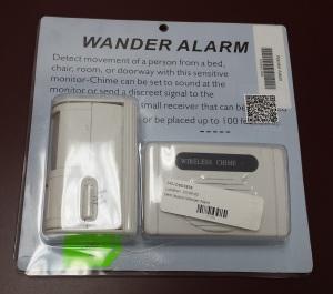 Wander Alarm