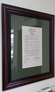 2015 Proclamation